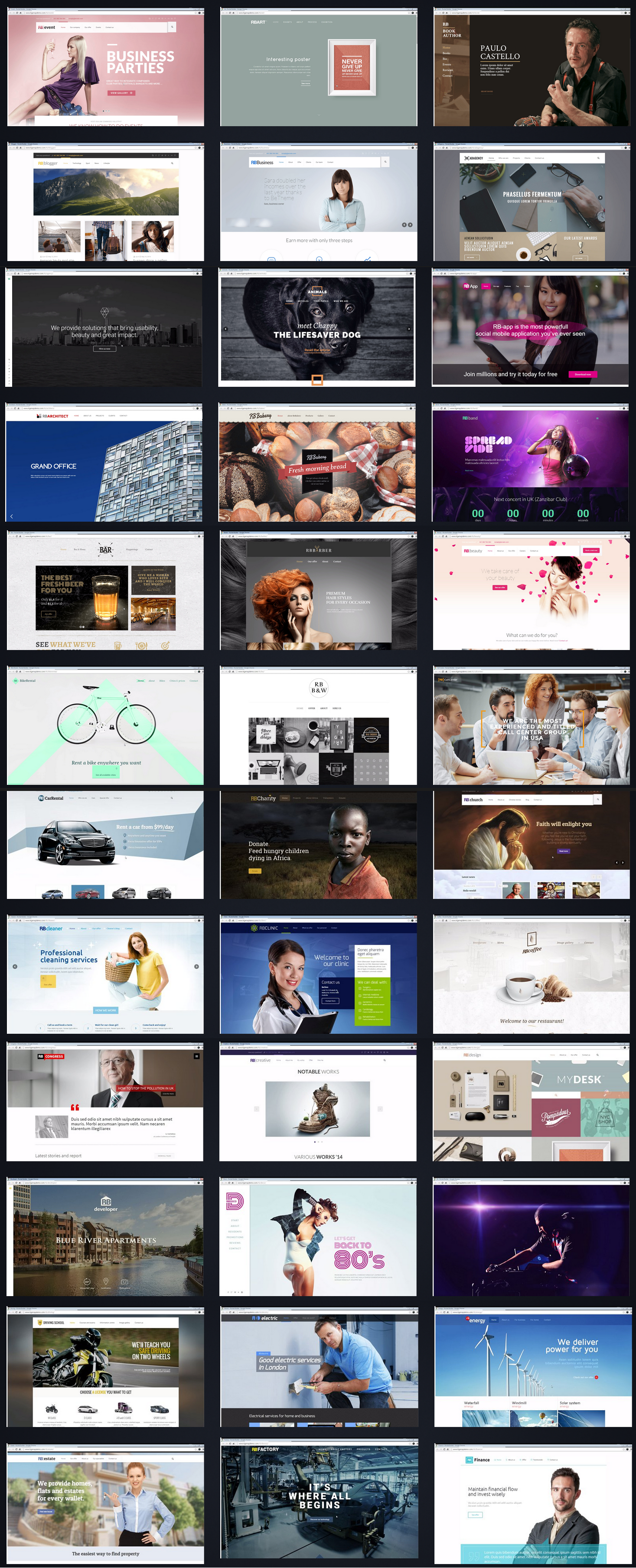 Website Design Services in Dayton Ohio by Online Business Marketing Solutions